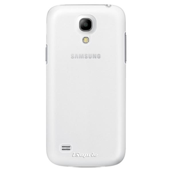 Plastové pouzdro iSaprio - 4Pure - mléčný bez potisku - Samsung Galaxy S4 Mini
