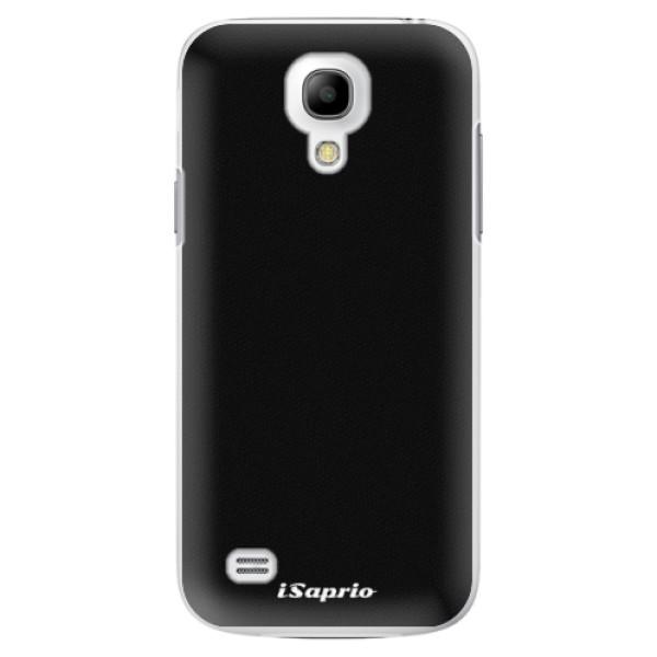 Plastové pouzdro iSaprio - 4Pure - černý - Samsung Galaxy S4 Mini