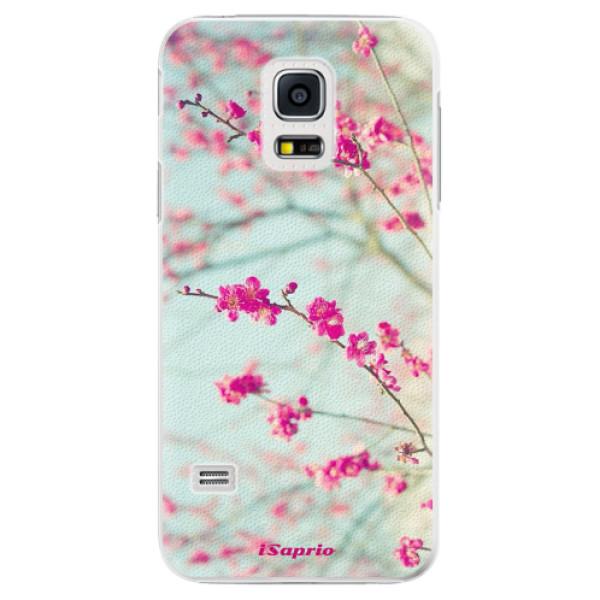 Plastové pouzdro iSaprio - Blossom 01 - Samsung Galaxy S5 Mini