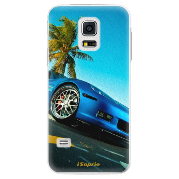 Plastové pouzdro iSaprio - Car 10 - Samsung Galaxy S5 Mini