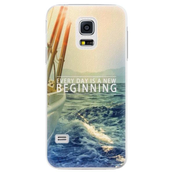 Plastové pouzdro iSaprio - Beginning - Samsung Galaxy S5 Mini