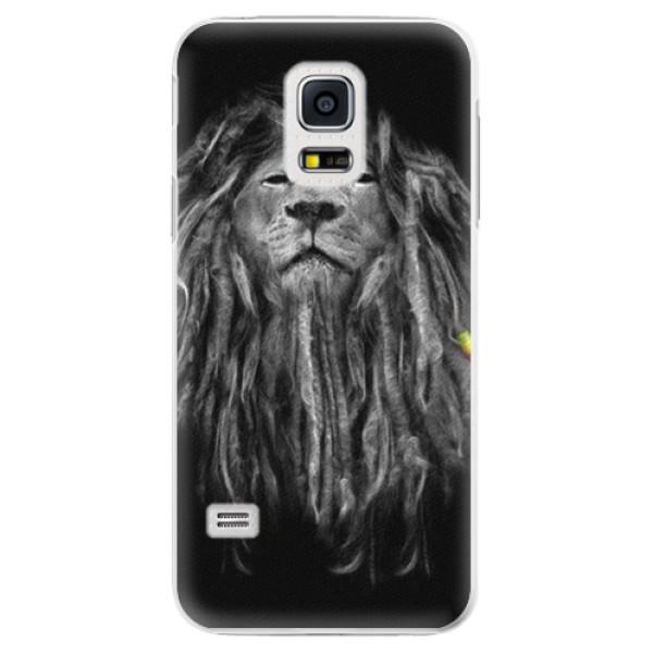 Plastové pouzdro iSaprio - Smoke 01 - Samsung Galaxy S5 Mini
