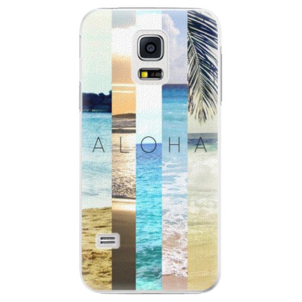 Plastové pouzdro iSaprio - Aloha 02 - Samsung Galaxy S5 Mini