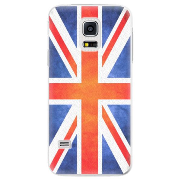 Plastové pouzdro iSaprio - UK Flag - Samsung Galaxy S5 Mini