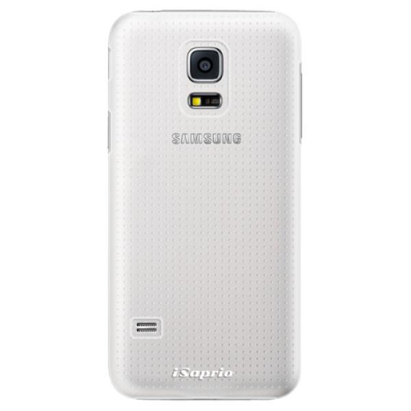 Plastové pouzdro iSaprio - 4Pure - mléčný bez potisku - Samsung Galaxy S5 Mini