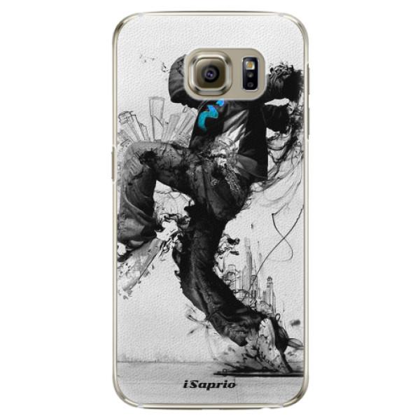 Plastové pouzdro iSaprio - Dance 01 - Samsung Galaxy S6 Edge