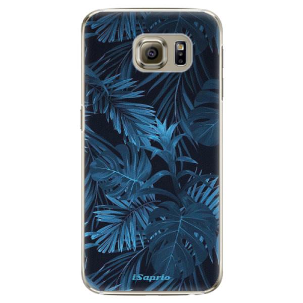 Plastové pouzdro iSaprio - Jungle 12 - Samsung Galaxy S6 Edge