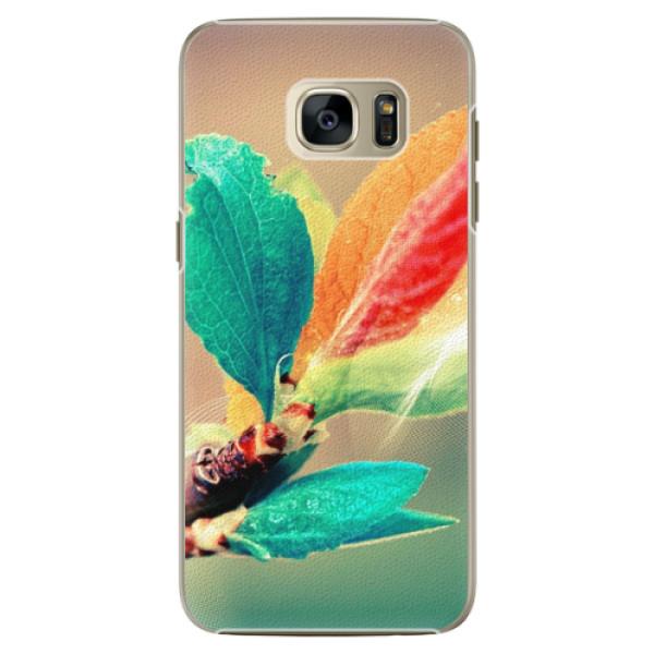 Plastové pouzdro iSaprio - Autumn 02 - Samsung Galaxy S7