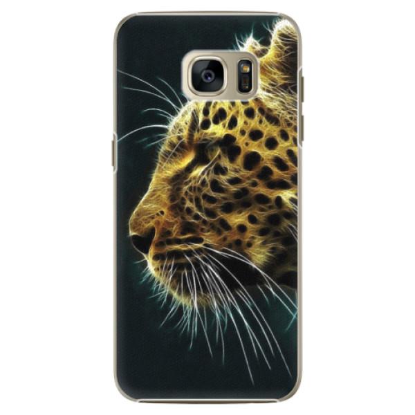 Plastové pouzdro iSaprio - Gepard 02 - Samsung Galaxy S7 Edge