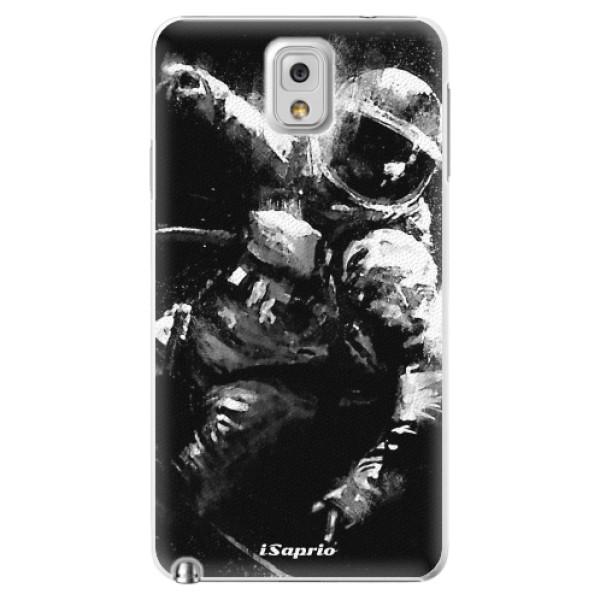 Plastové pouzdro iSaprio - Astronaut 02 - Samsung Galaxy Note 3