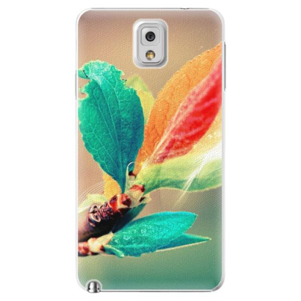 Plastové pouzdro iSaprio - Autumn 02 - Samsung Galaxy Note 3