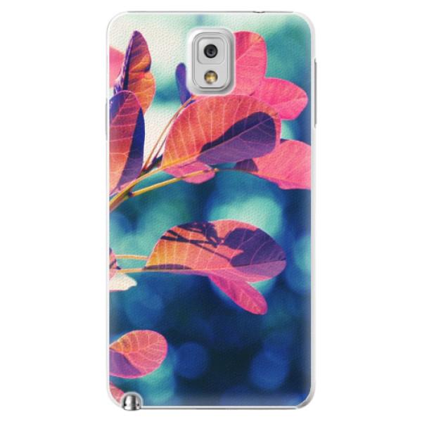 Plastové pouzdro iSaprio - Autumn 01 - Samsung Galaxy Note 3