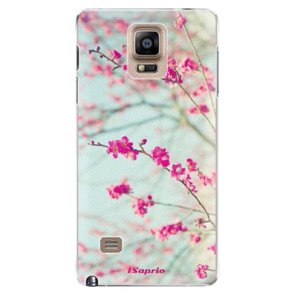 Plastové pouzdro iSaprio - Blossom 01 - Samsung Galaxy Note 4