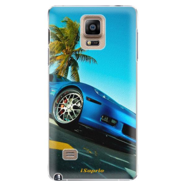 Plastové pouzdro iSaprio - Car 10 - Samsung Galaxy Note 4