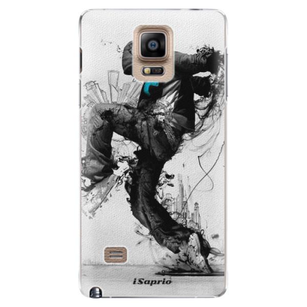 Plastové pouzdro iSaprio - Dance 01 - Samsung Galaxy Note 4