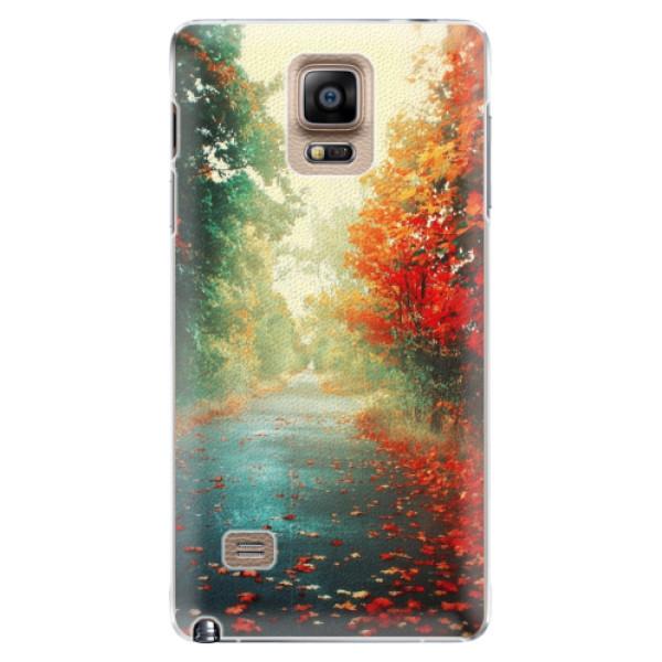 Plastové pouzdro iSaprio - Autumn 03 - Samsung Galaxy Note 4