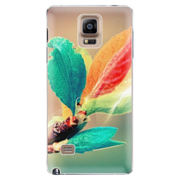 Plastové pouzdro iSaprio - Autumn 02 - Samsung Galaxy Note 4