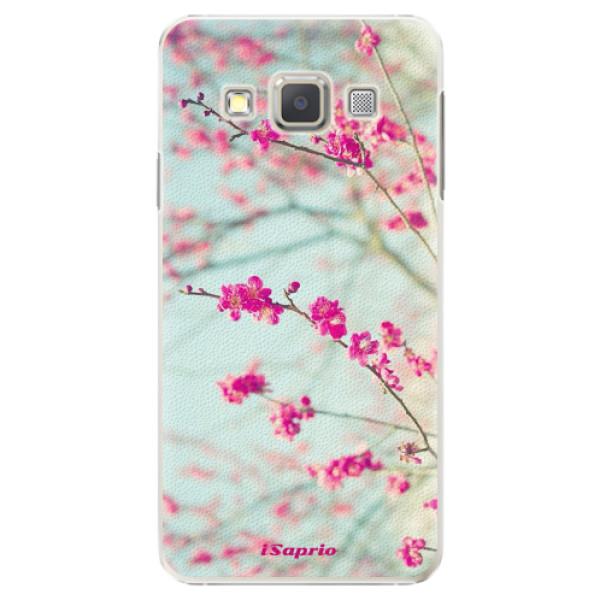 Plastové pouzdro iSaprio - Blossom 01 - Samsung Galaxy A3