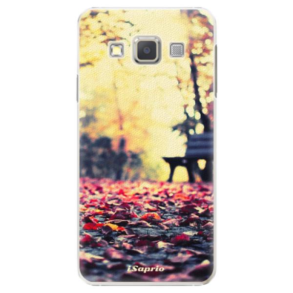 Plastové pouzdro iSaprio - Bench 01 - Samsung Galaxy A3