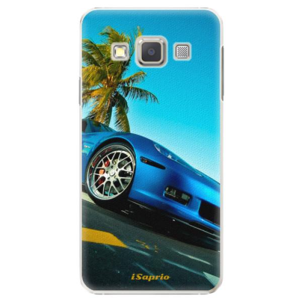 Plastové pouzdro iSaprio - Car 10 - Samsung Galaxy A3