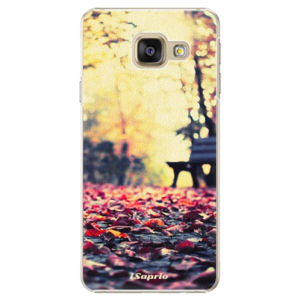 Plastové pouzdro iSaprio - Bench 01 - Samsung Galaxy A3 2016