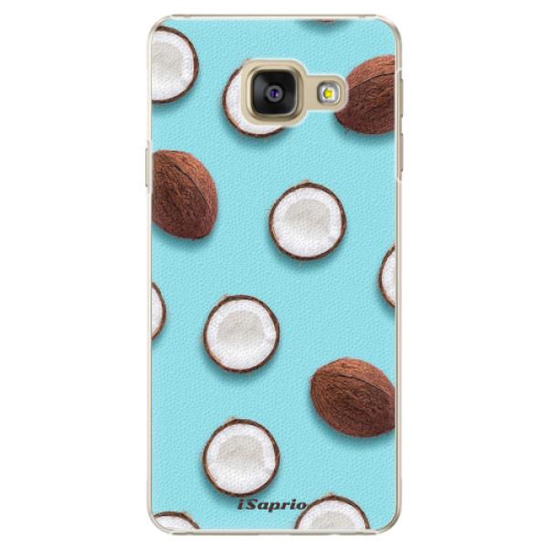 Plastové pouzdro iSaprio - Coconut 01 - Samsung Galaxy A3 2016