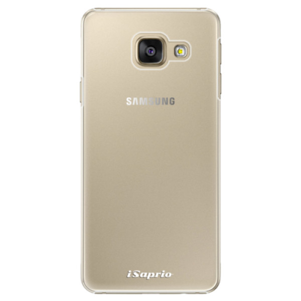 Plastové pouzdro iSaprio - 4Pure - mléčný bez potisku - Samsung Galaxy A3 2016