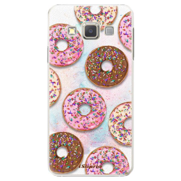 Plastové pouzdro iSaprio - Donuts 11 - Samsung Galaxy A5