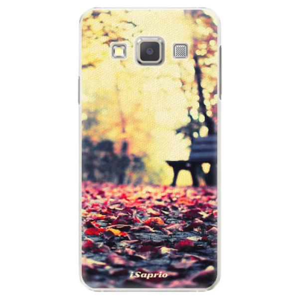 Plastové pouzdro iSaprio - Bench 01 - Samsung Galaxy A5