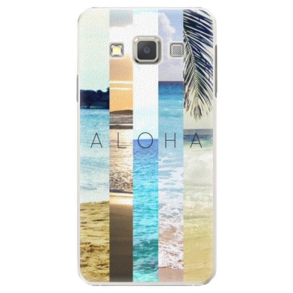 Plastové pouzdro iSaprio - Aloha 02 - Samsung Galaxy A5