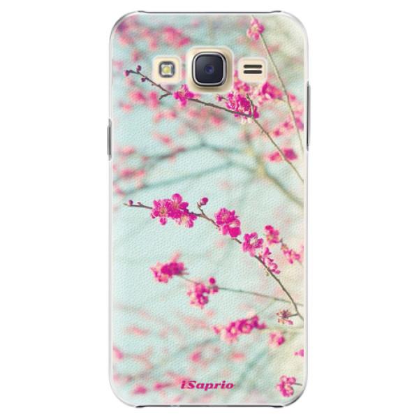 Plastové pouzdro iSaprio - Blossom 01 - Samsung Galaxy J5