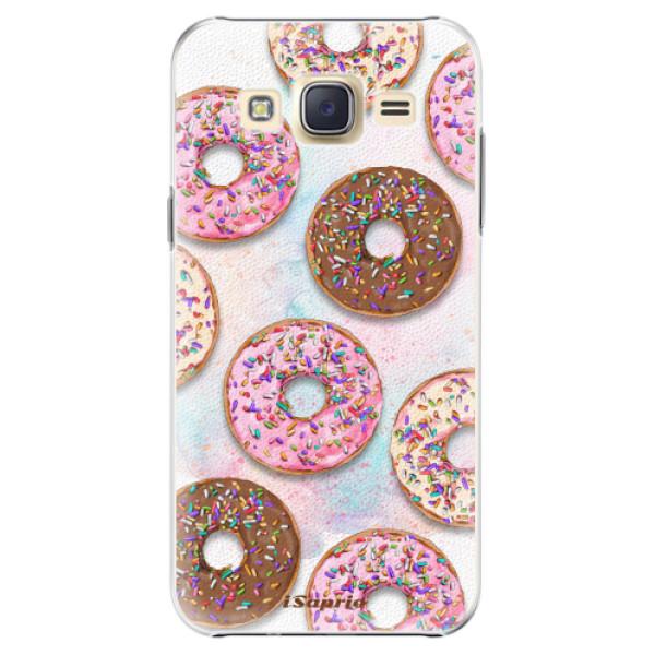 Plastové pouzdro iSaprio - Donuts 11 - Samsung Galaxy J5