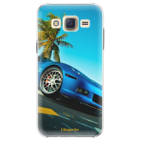 Plastové pouzdro iSaprio - Car 10 - Samsung Galaxy J5