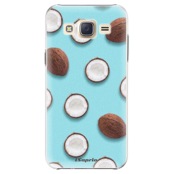 Plastové pouzdro iSaprio - Coconut 01 - Samsung Galaxy J5
