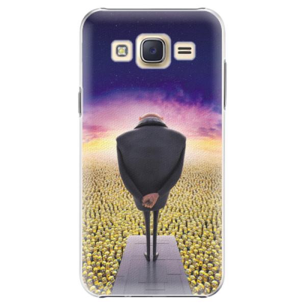 Plastové pouzdro iSaprio - Gru - Samsung Galaxy J5