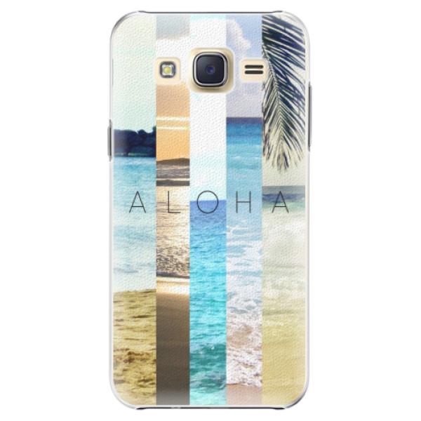 Plastové pouzdro iSaprio - Aloha 02 - Samsung Galaxy J5