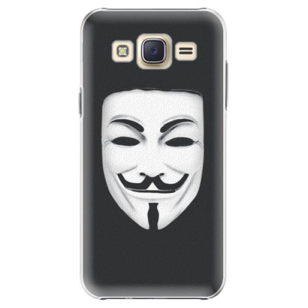 Plastové pouzdro iSaprio - Vendeta - Samsung Galaxy J5