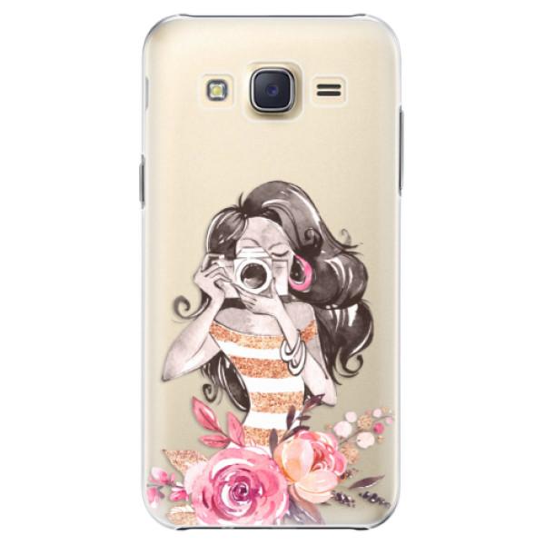 Plastové pouzdro iSaprio - Charming - Samsung Galaxy J5