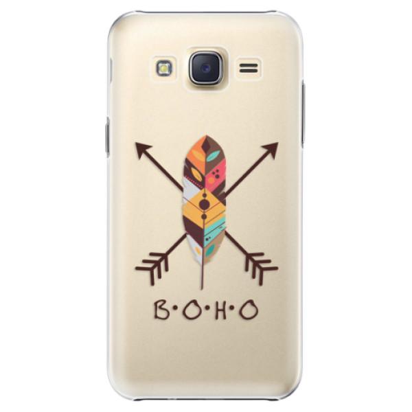 Plastové pouzdro iSaprio - BOHO - Samsung Galaxy J5