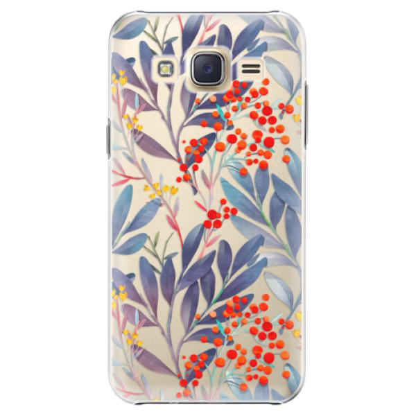 Plastové pouzdro iSaprio - Rowanberry - Samsung Galaxy J5