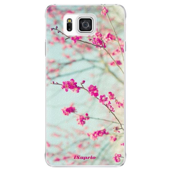 Plastové pouzdro iSaprio - Blossom 01 - Samsung Galaxy Alpha