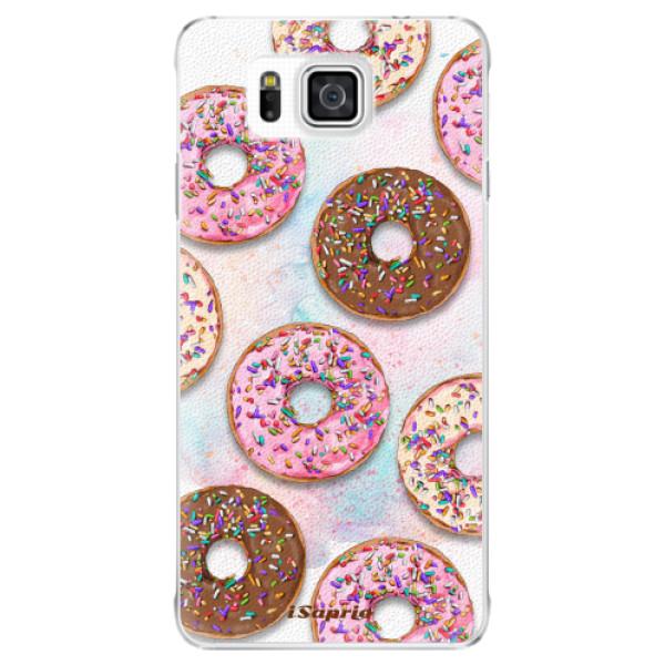 Plastové pouzdro iSaprio - Donuts 11 - Samsung Galaxy Alpha
