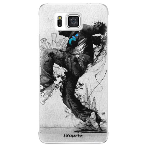 Plastové pouzdro iSaprio - Dance 01 - Samsung Galaxy Alpha