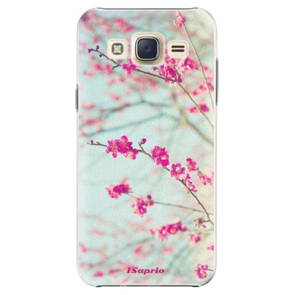 Plastové pouzdro iSaprio - Blossom 01 - Samsung Galaxy Core Prime