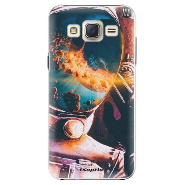 Plastové pouzdro iSaprio - Astronaut 01 - Samsung Galaxy Core Prime