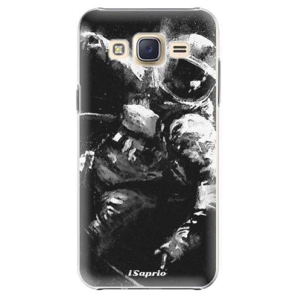 Plastové pouzdro iSaprio - Astronaut 02 - Samsung Galaxy Core Prime