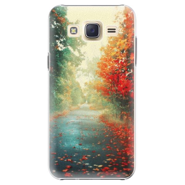 Plastové pouzdro iSaprio - Autumn 03 - Samsung Galaxy Core Prime