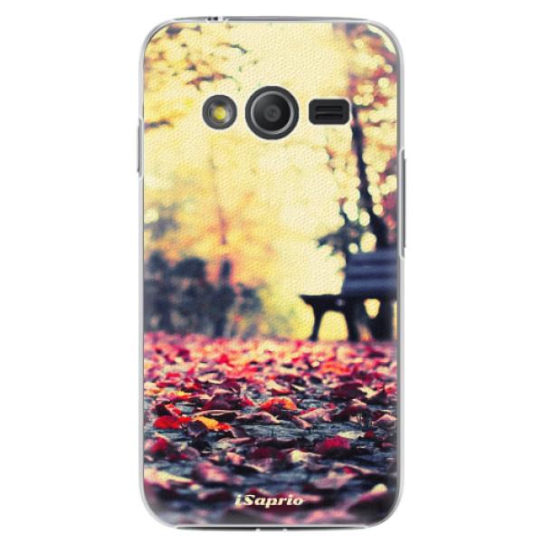 Plastové pouzdro iSaprio - Bench 01 - Samsung Galaxy Trend 2 Lite