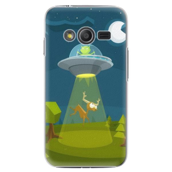 Plastové pouzdro iSaprio - Alien 01 - Samsung Galaxy Trend 2 Lite
