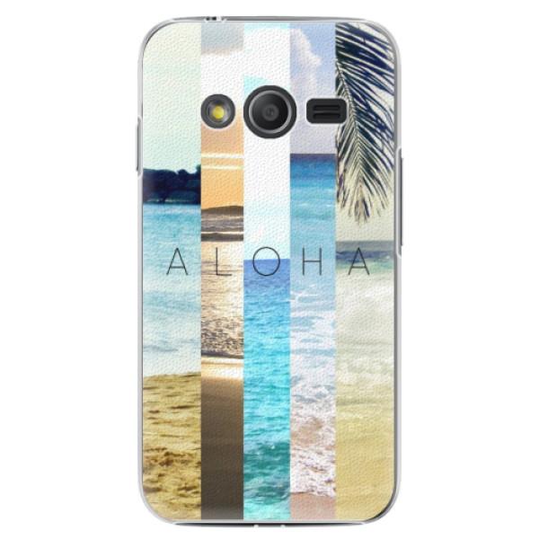 Plastové pouzdro iSaprio - Aloha 02 - Samsung Galaxy Trend 2 Lite